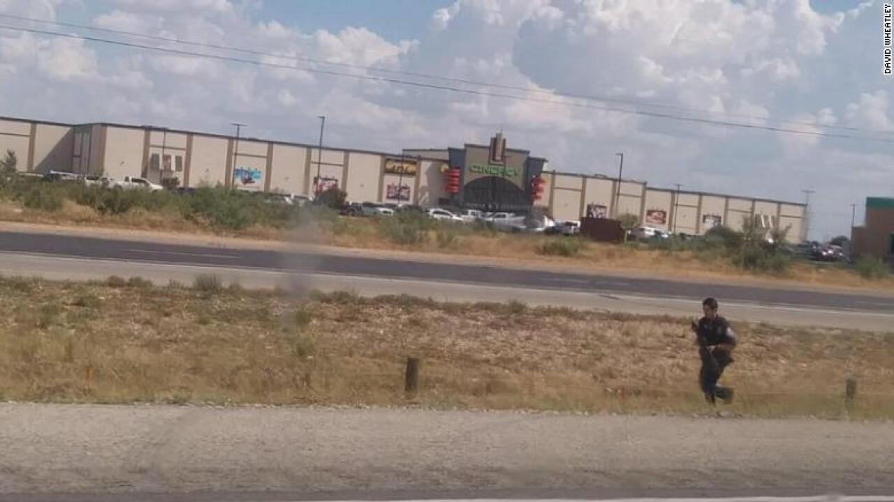 Active shooter in Odessa and Midland Texas