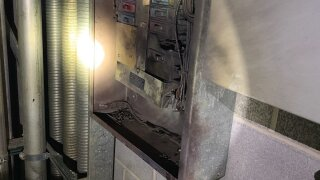 Electrical fire shuts down Rath Building, cuts power Friday morning