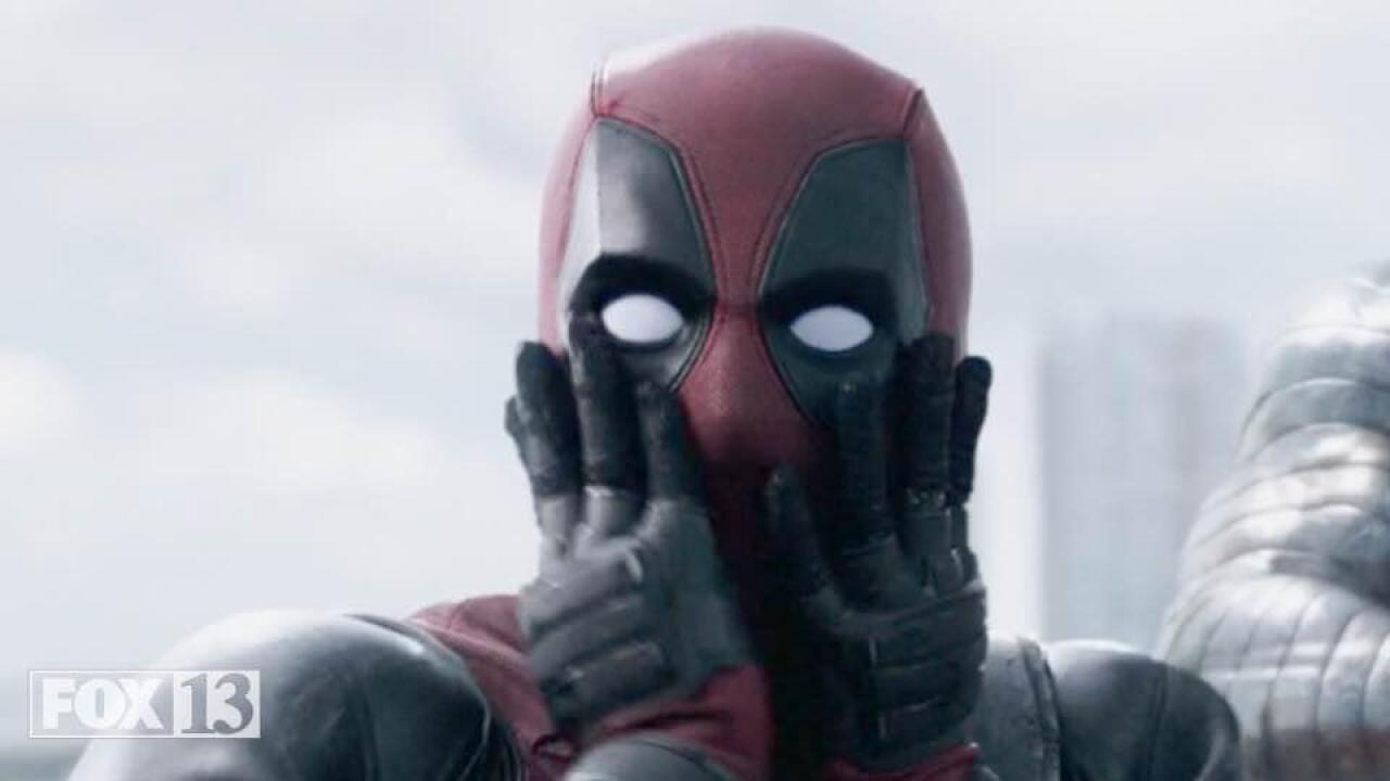 Utah asks judge to toss lawsuit against alcohol, sexual content and 'Deadpool'