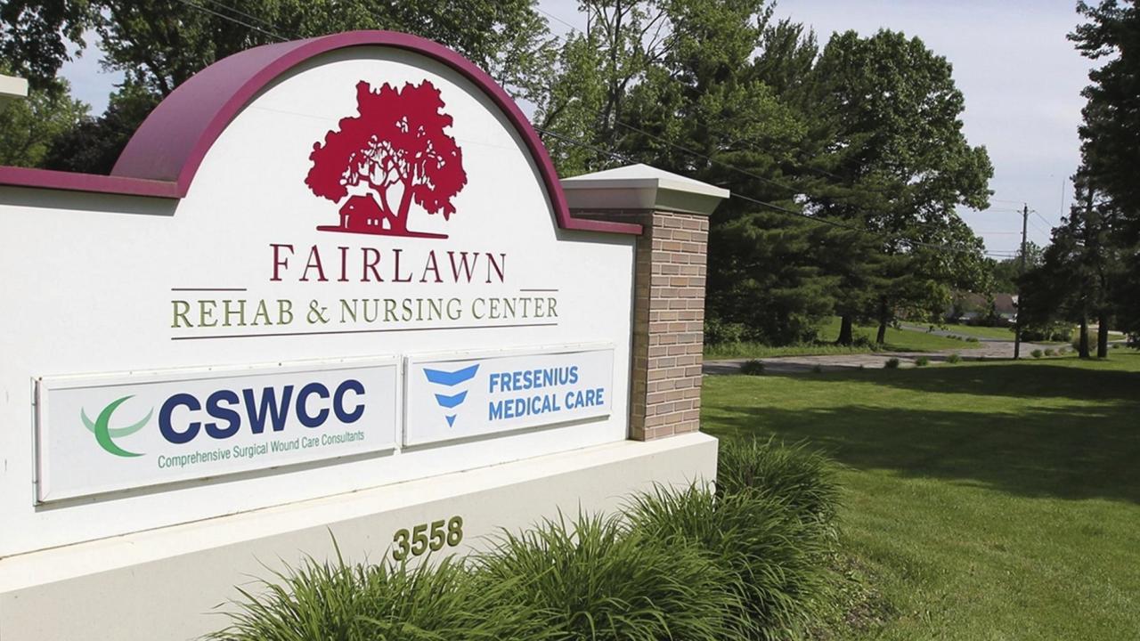 Fairlawn Rehab & Nursing Center