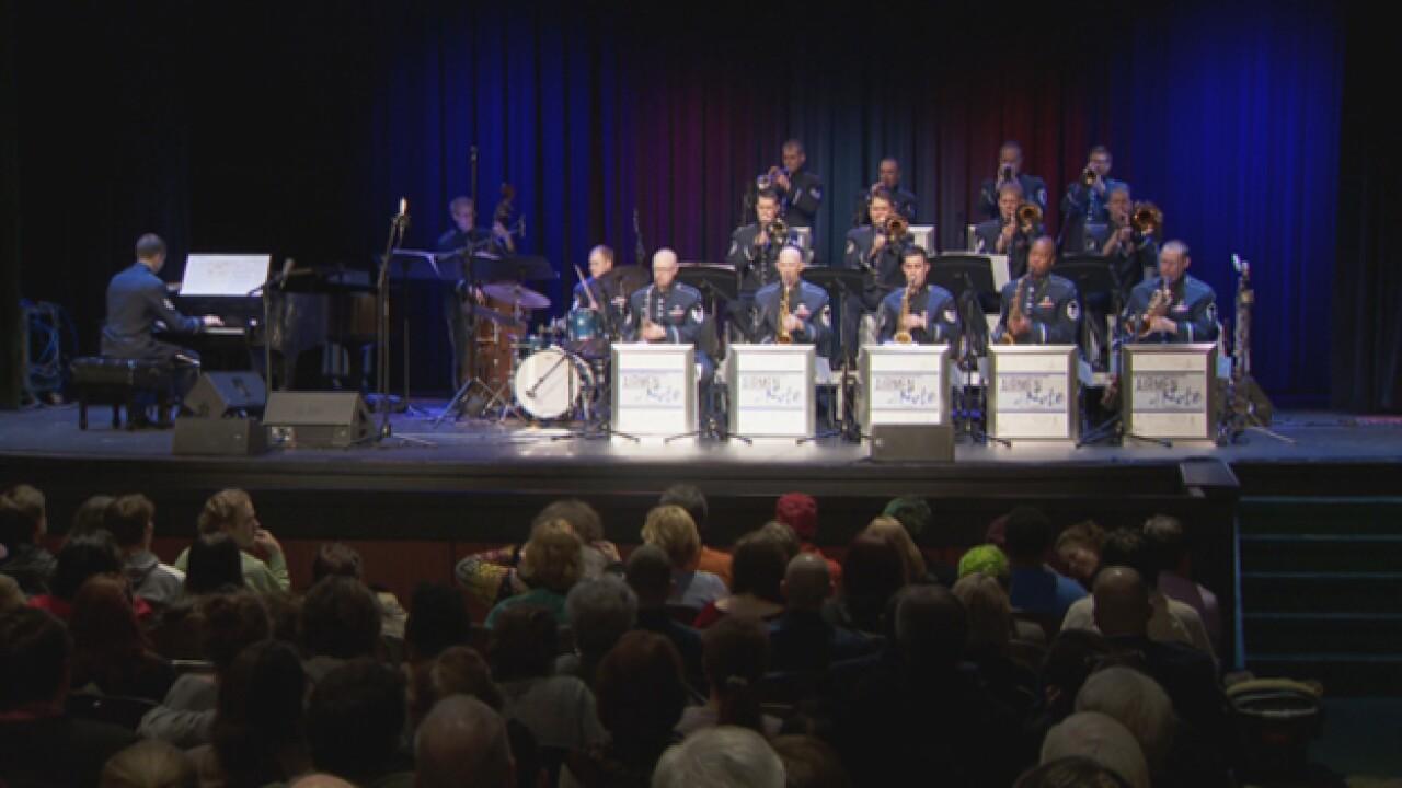 'Airmen of Note' make final tour stop in Nashville