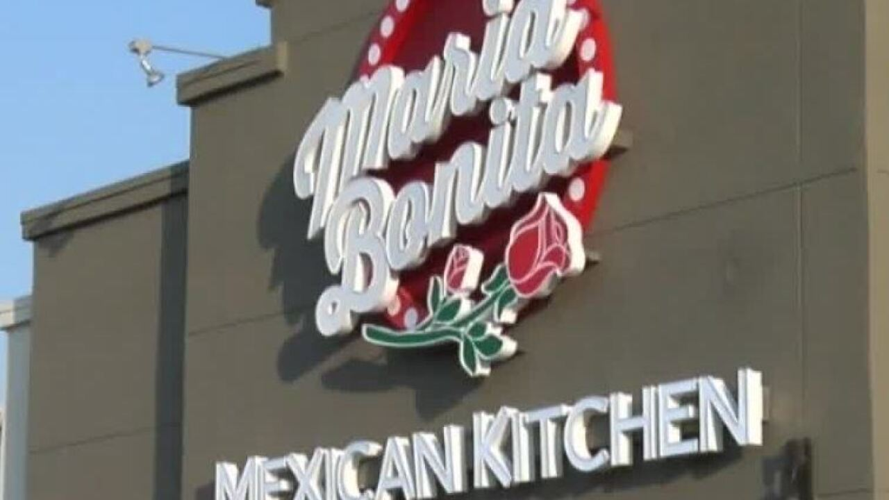 """For restaurant Maria Bonita it's been nearly a decade since its seen customers. """"But here we are, we're back its my wife's dream of having this type of a business,"""" said Mario Gonzalez."""