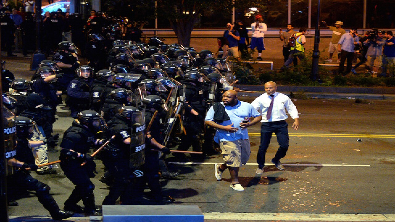 Police won't release video in Charlotte shooting