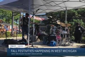 Fall festivities in west michigan