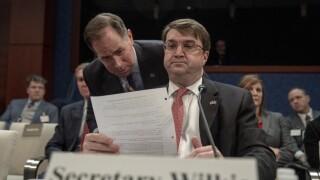 VA Secretary Robert Wilkie Testifies To House Veterans Affairs Committee
