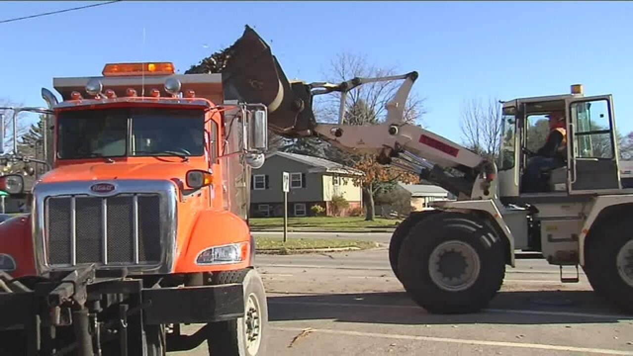 DPW, hardware stores prepare for first snowfall