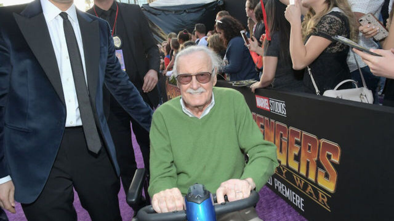 Stan Lee's cause of death not yet known; figurehead of Marvel Comics was 95