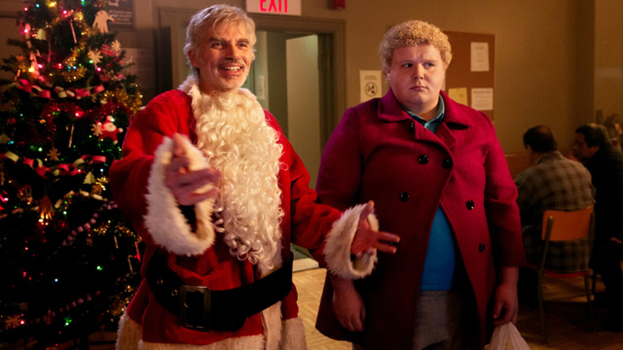 Movie Review Bad Santa 2