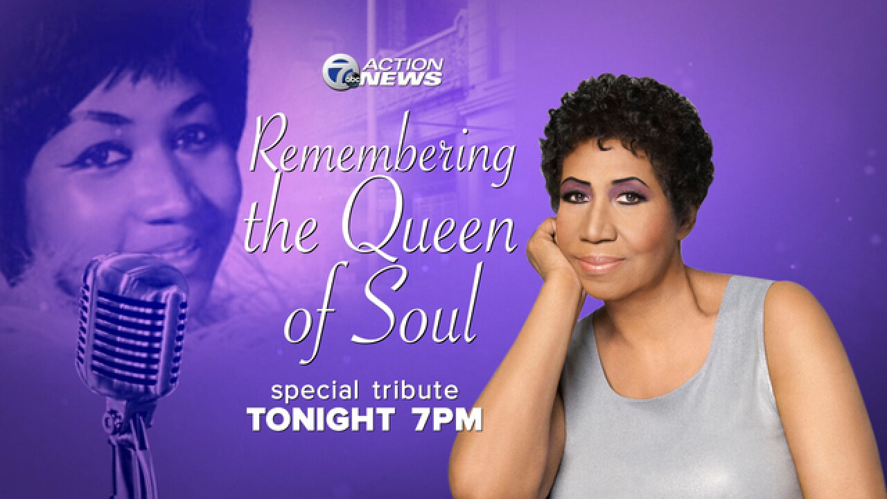 WATCH: Remembering the Queen of Soul special on Channel 7