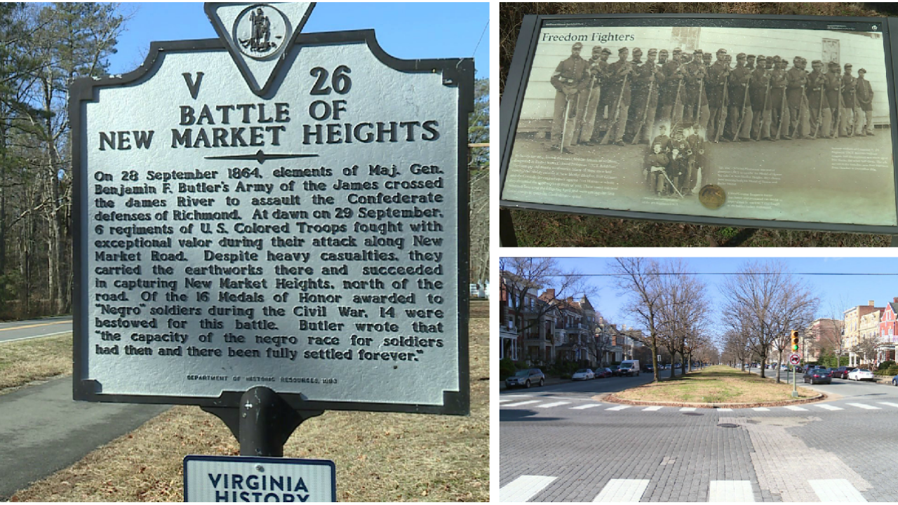 Support grows for Monument Avenue memorial honoring African-American heroes