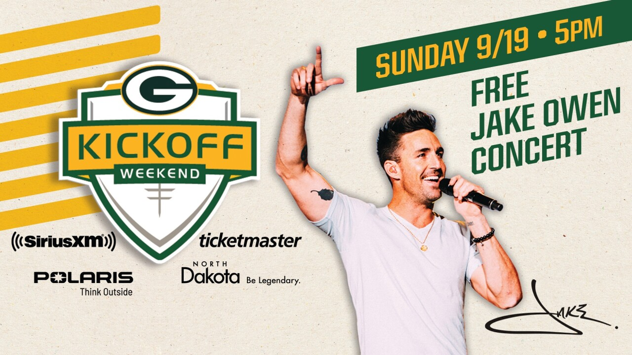 Ahead of the Green Bay Packers home opening weekend against the Lions on Monday evening, there are several events in town aimed to bring the excitement ahead of the game.