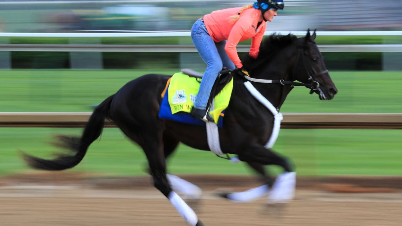 Kentucky Derby 'wide open,' says champion trainer Bob Baffert