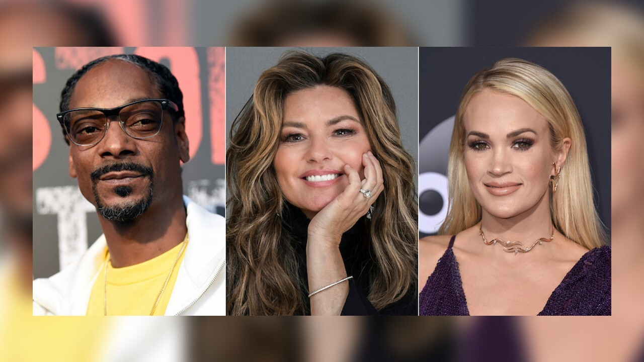 Apple Music launching shows with Snoop Dogg, Shania Twain