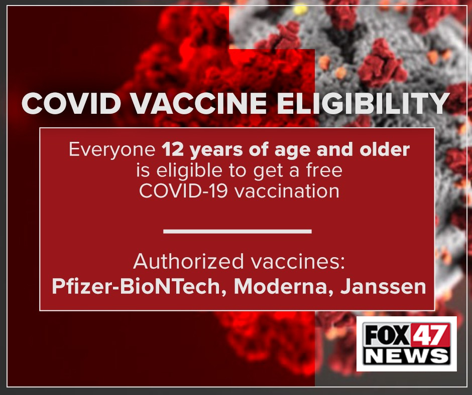 COVID Vaccine Elgibility