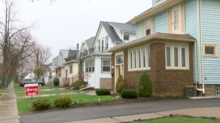 September a 10-year high for US home sales