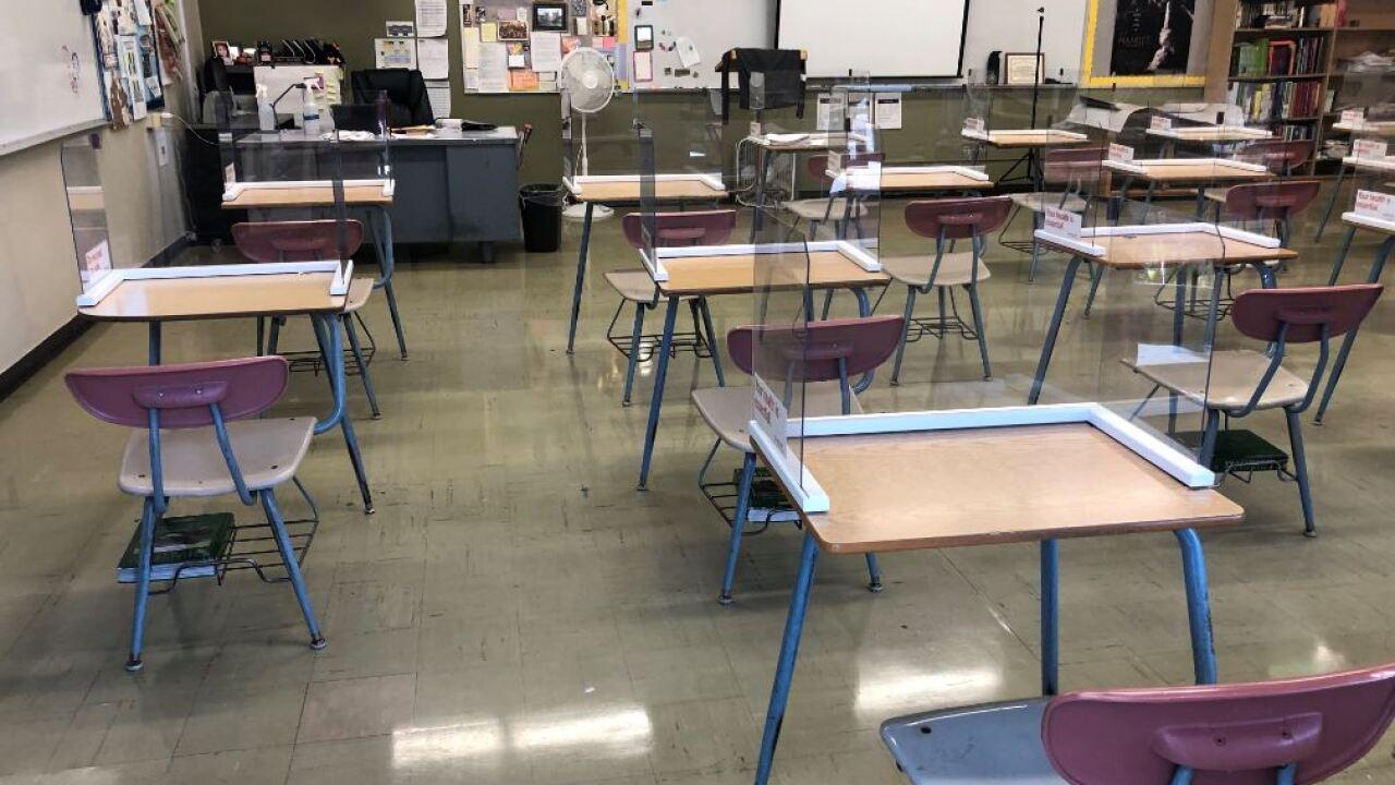 St Joseph classroom.JPG