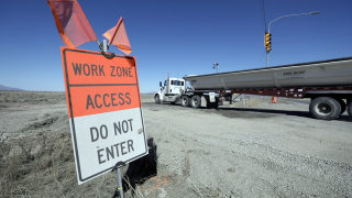 UDOT Road Construction
