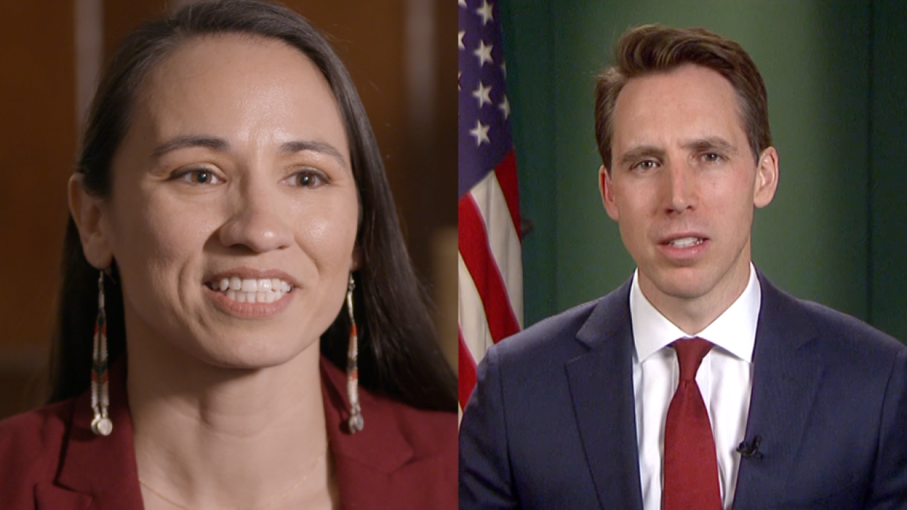 Hawley, Davids new congress