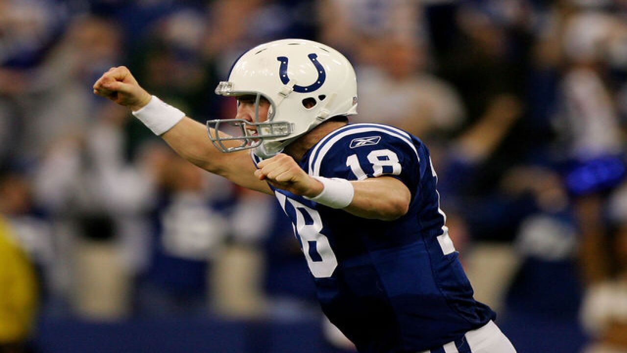 PHOTOS: Peyton Manning through the years