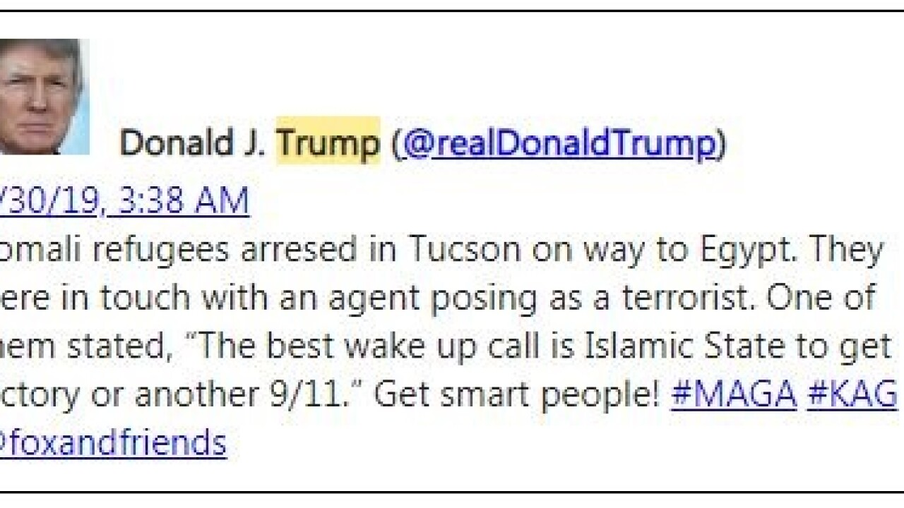 2019-07-30-ISIS Tucson follow-Trump tweet.jpg