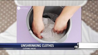 Keep your clothes like new with these hacks