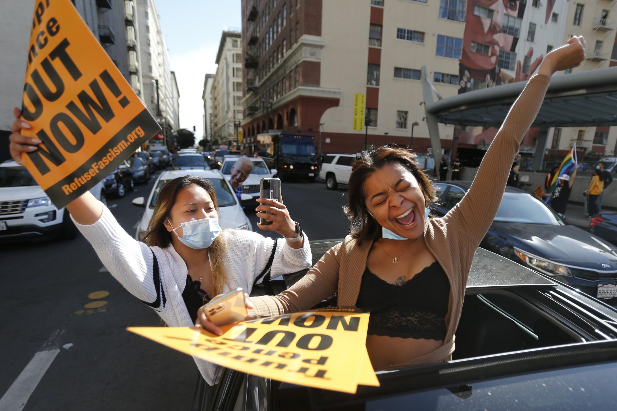 APTOPIX Election 2020 Los Angeles