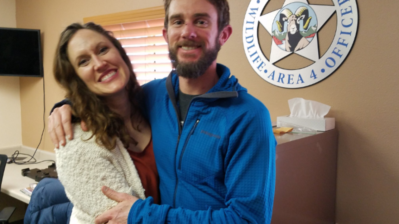 Runner who killed attacking mountain lion at Horsetooth Mountain shares story