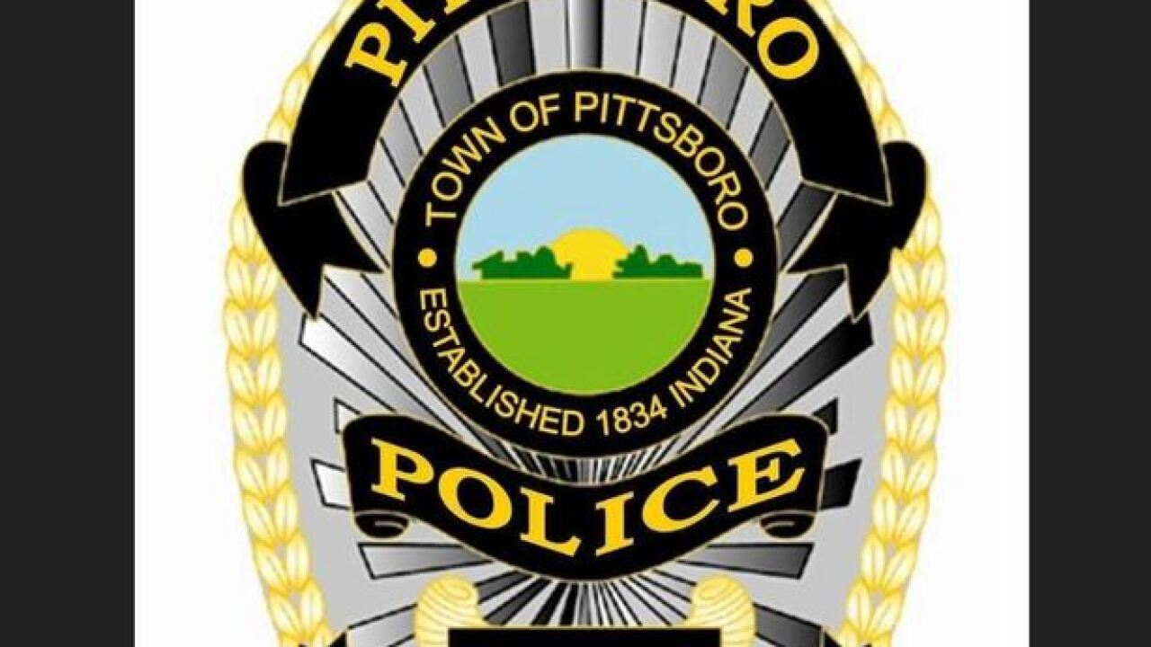 Donation will fund new Pittsboro police officer