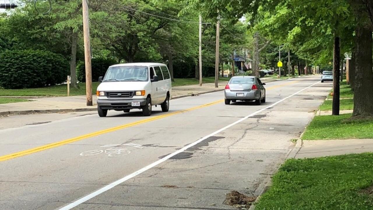Speed limit too high on this Ohio City street?
