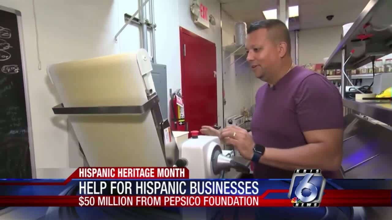 PepsiCo Foundation investing $50 million in Hispanic-owned businesses