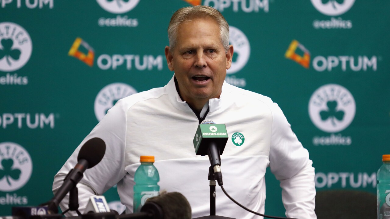 Boston Celtics President Danny Ainge suffers mild heart attack in Milwaukee