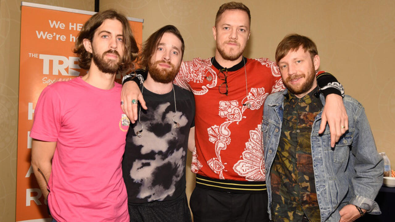 Imagine Dragons planning pop-up performance in Las Vegas Wednesday