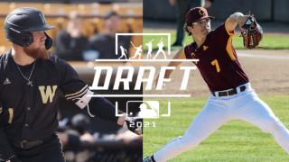 Blake Dunn, Ian Leatherman selected in 2021 MLB Draft