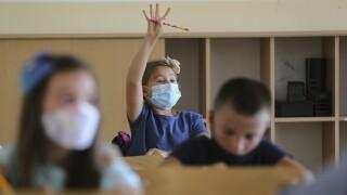 Kosovo Virus Outbreak Schools