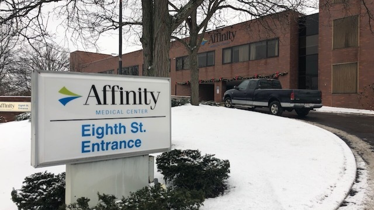Judge grants temporary lifeline for Affinity Medical Center in Massillon