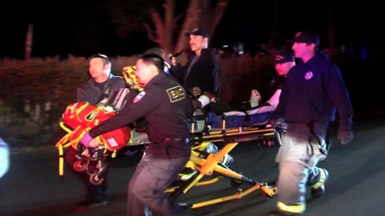 5 arrested in California shooting that left 5 dead at Halloween party