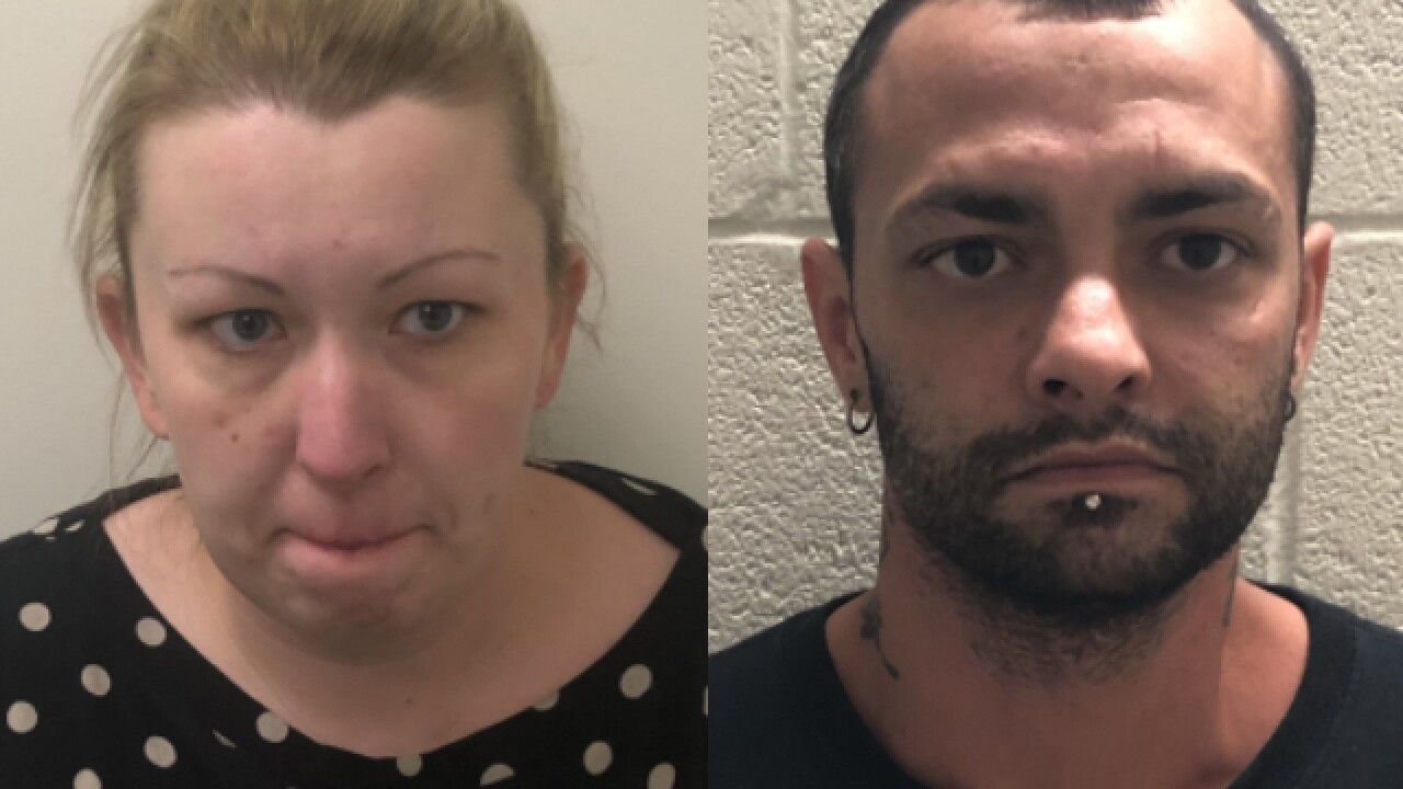 Northern Kentucky couple arrested in attacks on 3-year-old boy