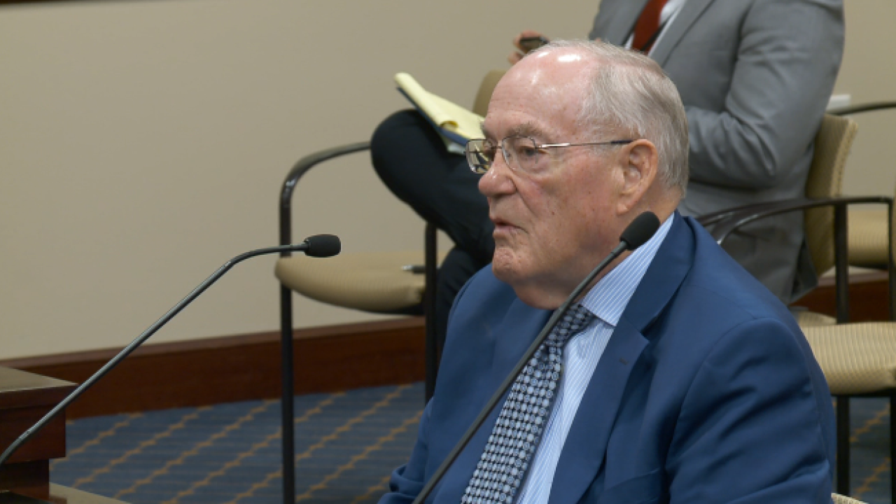 Senate committee confirms new Utah liquor control commissioner