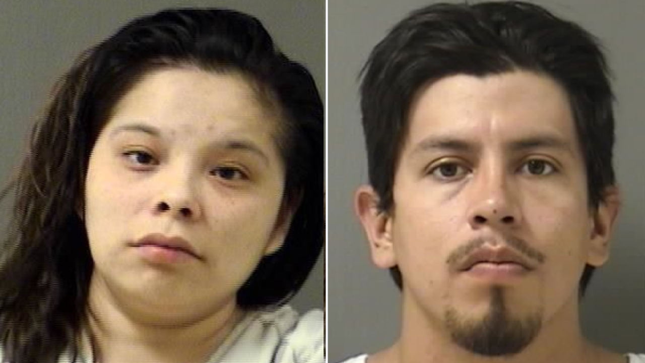 Violence charges previously 'stacked up' in Yellowstone County for Great Falls couple charged in son's death