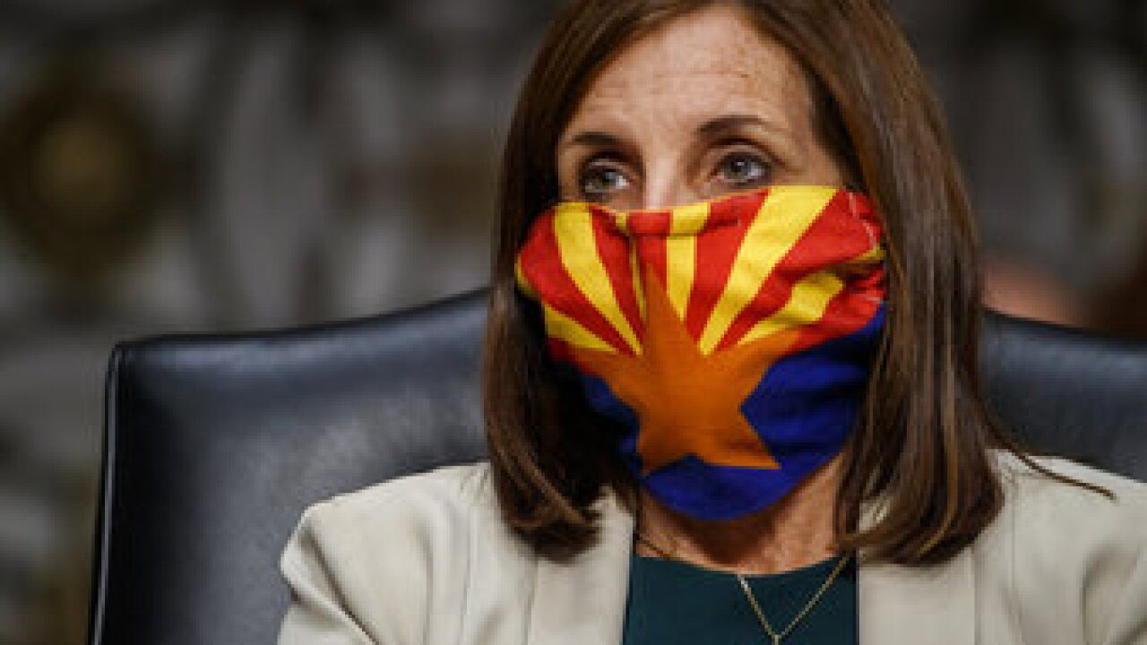The race to finish John McCain's last term in the U.S. Senate is one of the hottest contests in national politics this November, but there's likely to be little fanfare in next week's primary. Photo/AP.