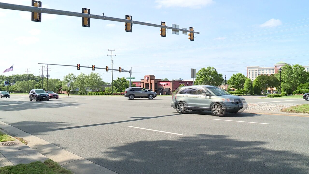 Driver baffled by Short Pump intersection: 'It's a deathtrap'