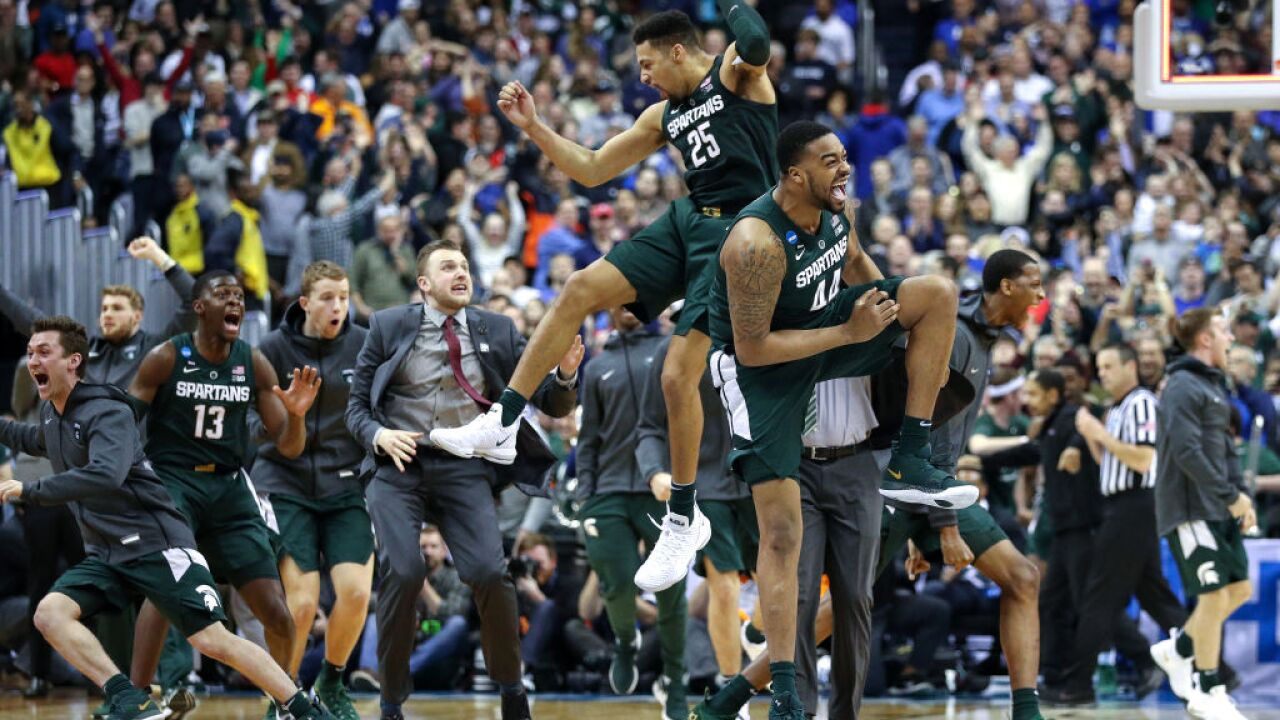 Final Four Schedule 2019 Start Time For Michigan State Vs