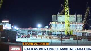 Design for Raiders Henderson headquarters expected soon