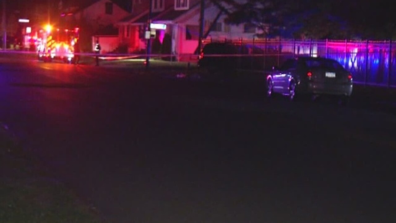 One dead, one injured in overnight shooting