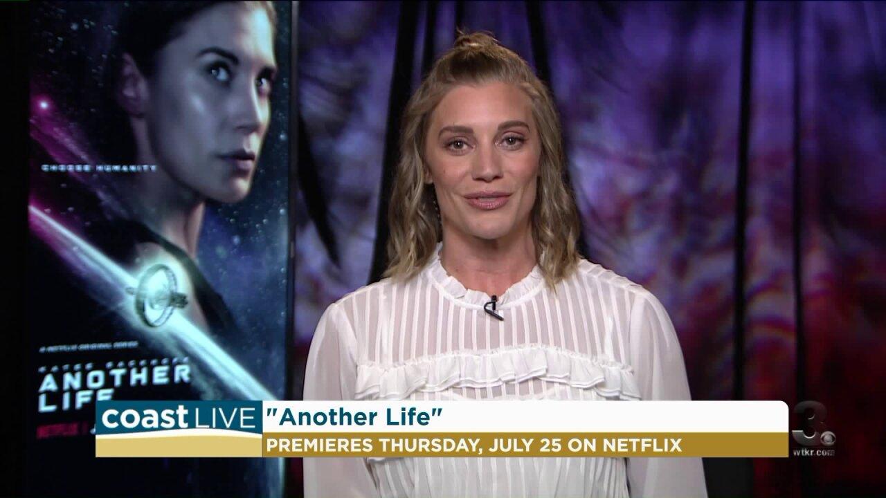 Talking with sci-fi actress Katee Sackhoff on CoastLive