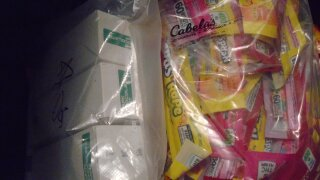 Be sure to check your kid's candy, police warn after finding marijuana edible that looks like 'Nerds Rope'