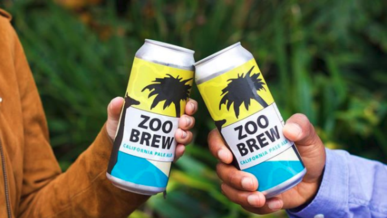 Santa Barbara Zoo creates new California pale ale brew