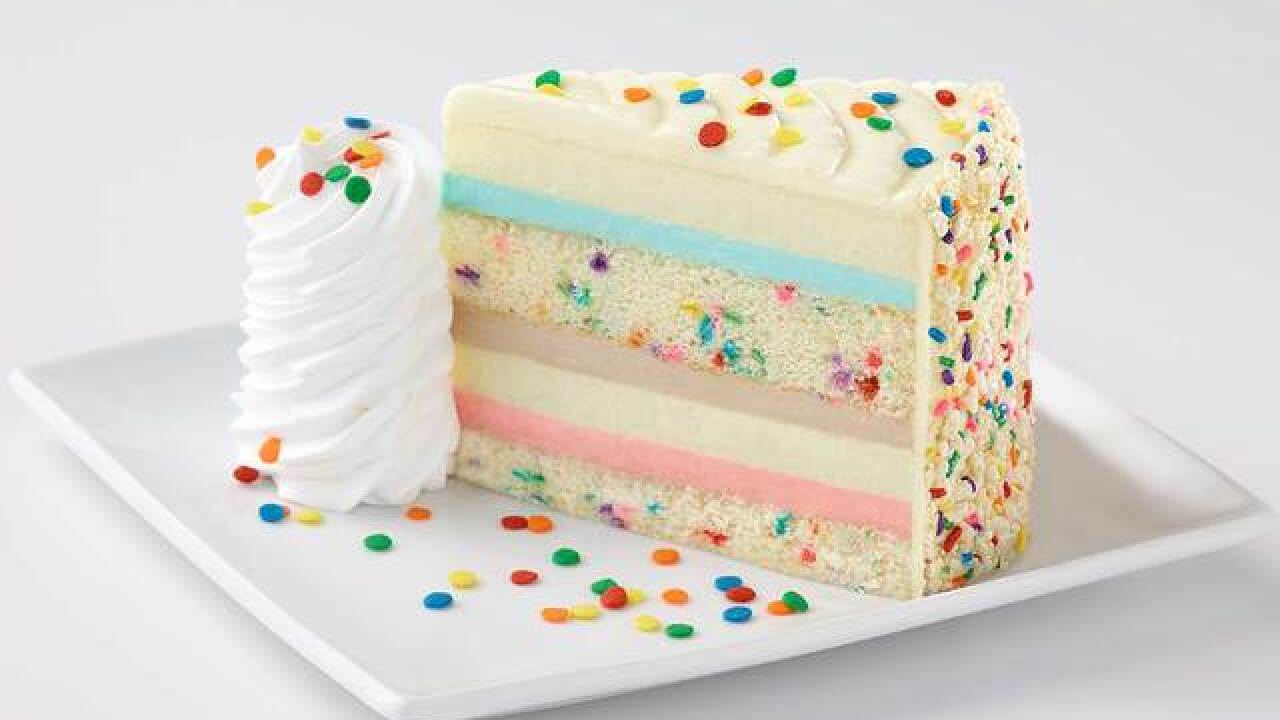 New Cheesecake Factory treat launches on National Cheesecake Day