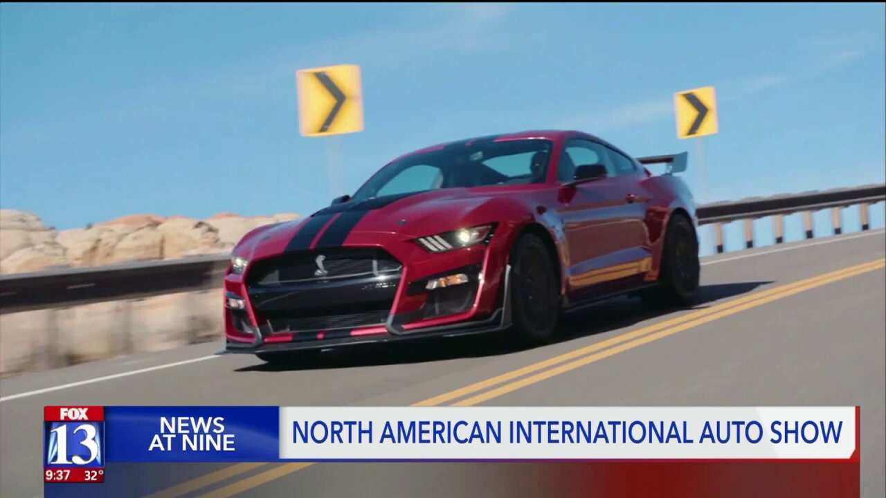 Review of cars from the North American International Auto Show