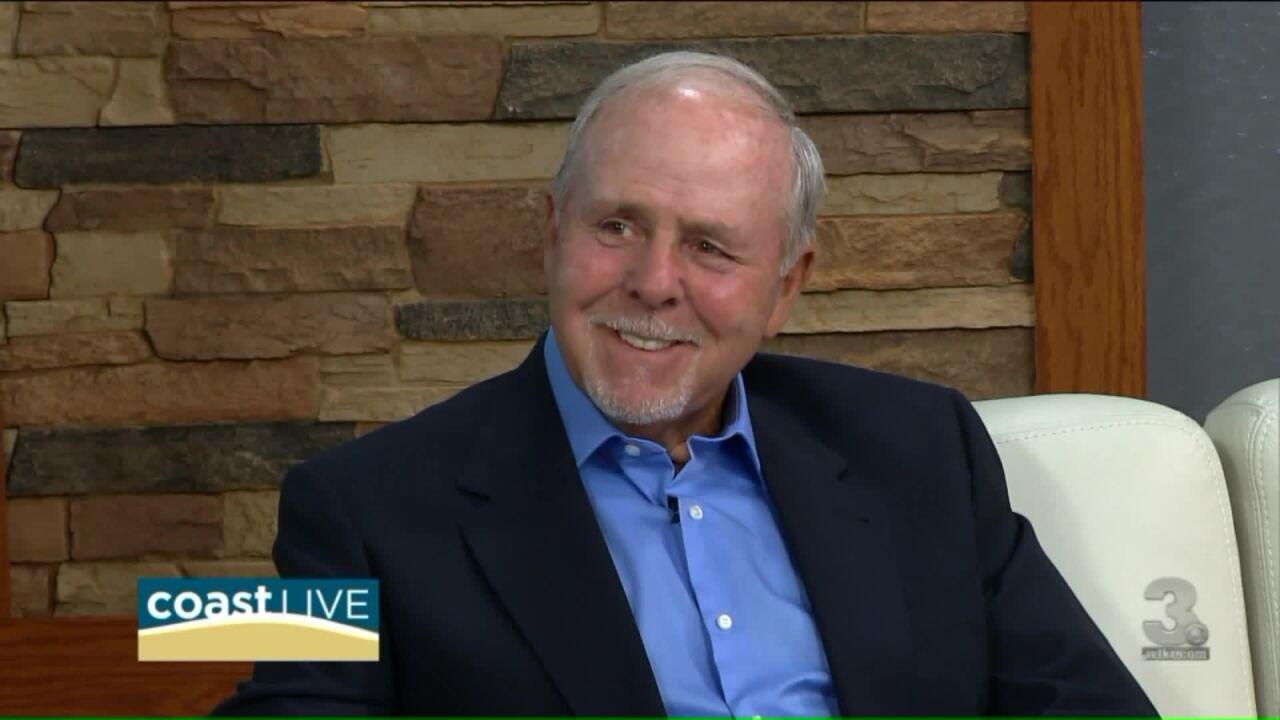 Gene Gorman shares how he turned struggles into success on CoastLive